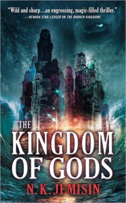 The Kingdom of Gods (Inheritance Series #3)