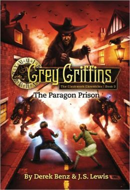Grey Griffins: The Paragon Prison