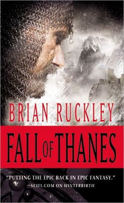 Fall of Thanes (Godless World Series #3)