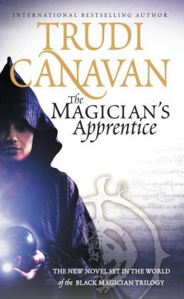 The Magician's Apprentice (Black Magician Trilogy #4)