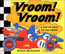 Vroom! Vroom!: A Pop-up Race to the Finish!