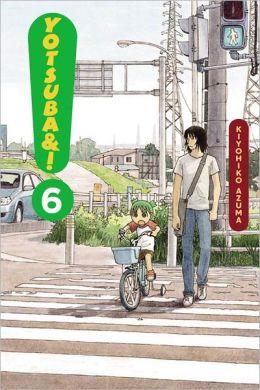 Yotsuba&!, Volume 6
