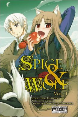 Spice and Wolf, Volume 1 (Manga)