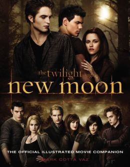 The Twilight Saga New Moon: The Official Illustrated Movie Companion