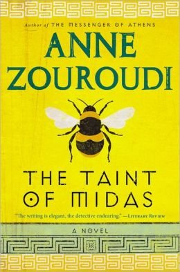 The Taint of Midas (Seven Deadly Sins Mystery Series #2)
