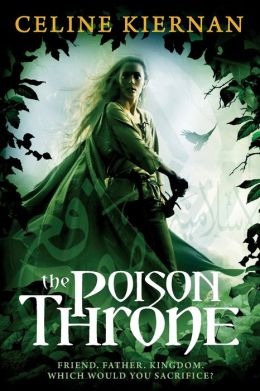 The Poison Throne (Moorehwake Trilogy Series #1)
