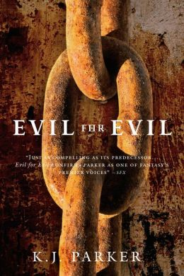 Evil for Evil (Engineer Trilogy Series #2)
