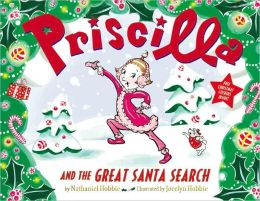 Priscilla and the Great Santa Search