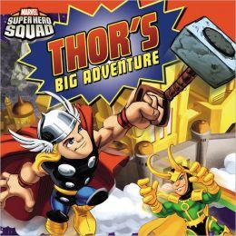 Super Hero Squad: Thor's Big Adventure