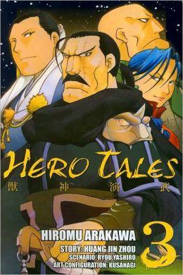 Hero Tales, Vol. 3