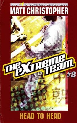 Head to Head (The Extreme Team Series #8)