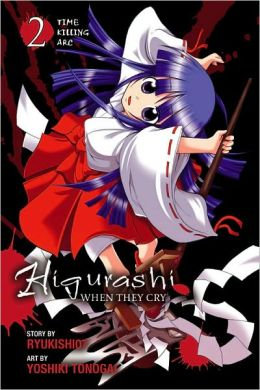 Higurashi When They Cry: Time Killing Arc, Volume 2