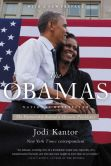 Book Cover Image. Title: The Obamas, Author: Jodi Kantor
