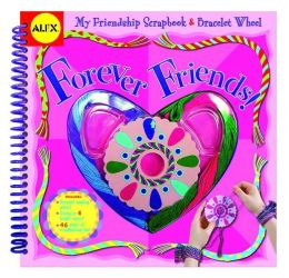 Forever Friends: My Friendship Scrapbook & Bracelet Wheel (ALEX Toys)