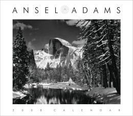 2008 Ansel Adams Engagement Calendar