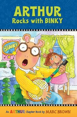 Arthur Rocks with Binky: An Arthur Chapter Book
