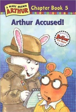 Arthur Accused! (Arthur Chapter Books Series)