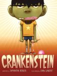 Book Cover Image. Title: Crankenstein, Author: Samantha Berger