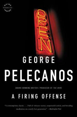 A Firing Offense (Nick Stefanos Series #1)