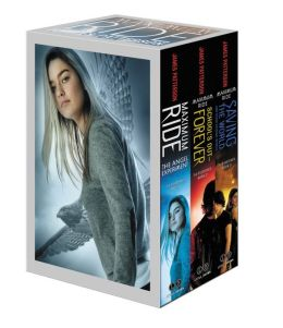 Maximum Ride: The Angel Experiment / School's Out - Forever / Saving the World