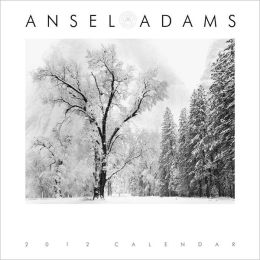 2012 Ansel Adams Engagement Calendar