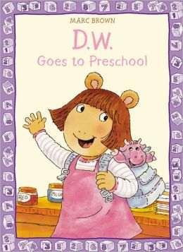 D.W. Goes to Preschool