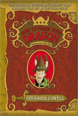 How to Train Your Dragon- Hardcover Gift Set