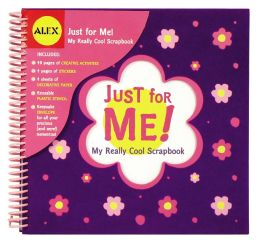 Alex Toys: Just for Me! My Really Cool Scrapbook
