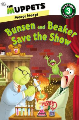 The Muppets: Bunsen and Beaker Save the Show