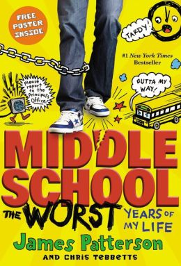 Middle School, The Worst Years of My Life - Free Preview: The First 20 Chapters