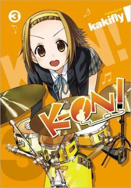 K-ON!, Volume 3