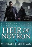 Book Cover Image. Title: Heir of Novron, Author: Michael J. Sullivan