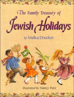Family Treasury of Jewish Holidays