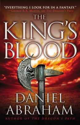 The King's Blood (Dagger and the Coin Series #2)