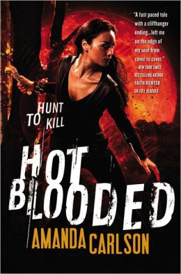 Hot Blooded (Jessica McClain Series #2)
