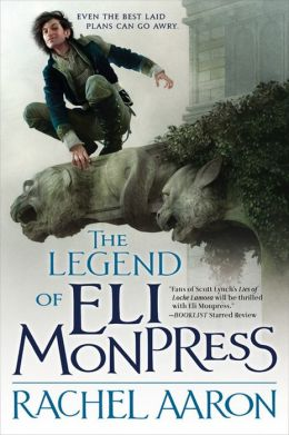 The Legend of Eli Monpress