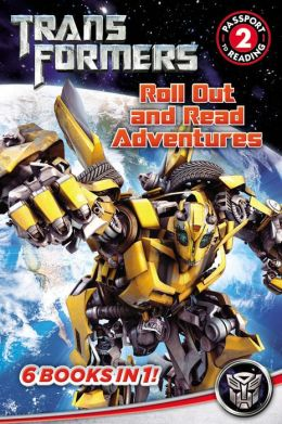 Transformers: Roll Out and Read Adventures