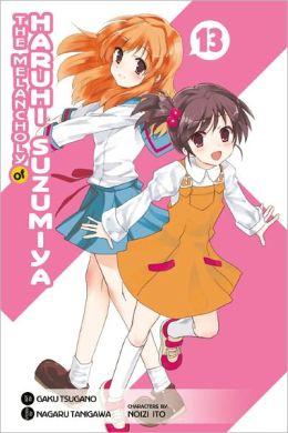 The Melancholy of Haruhi Suzumiya, Volume 13