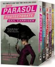 Book Cover Image. Title: The Parasol Protectorate Boxed Set:  Soulless, Changeless, Blameless, Heartless and Timeless, Author: Gail Carriger