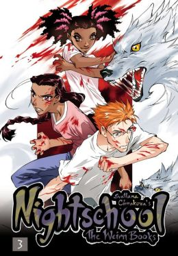Nightschool, Vol. 3: The Weirn Books