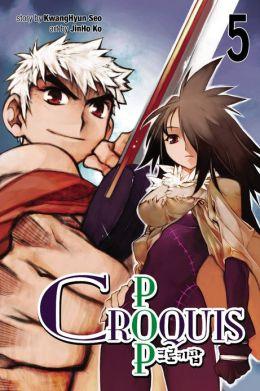 Croquis Pop, Volume 5