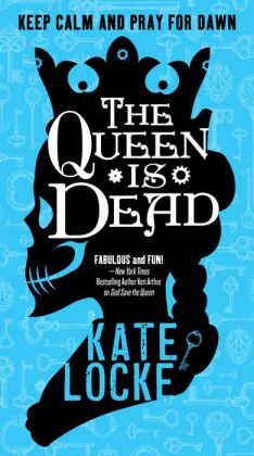 The Queen Is Dead (Immortal Empire Series #2)