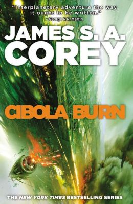 Cibola Burn (Expanse Series #4)