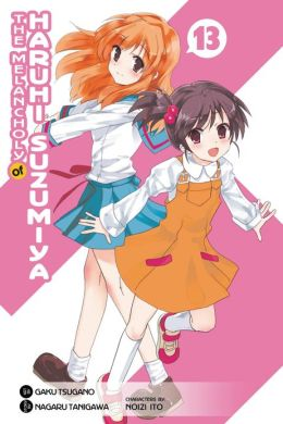 The Melancholy of Haruhi Suzumiya, Volume 13