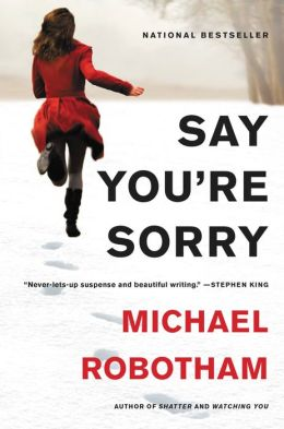 Say You're Sorry (Joseph O'Loughlin Series #6)