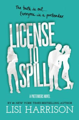 License to Spill (Pretenders Series #2)