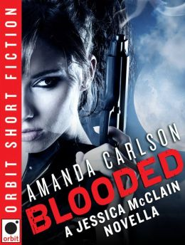 Blooded: A Jessica McClain Novella