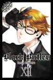 Book Cover Image. Title: Black Butler, Vol. 12, Author: Yana Toboso