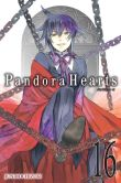 Book Cover Image. Title: Pandora Hearts, Vol. 16, Author: Jun Mochizuki