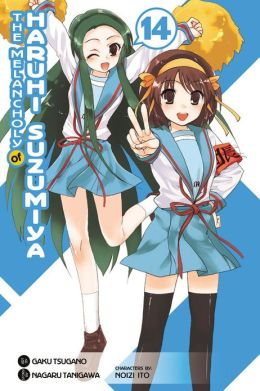 The Melancholy of Haruhi Suzumiya, Volume 14
